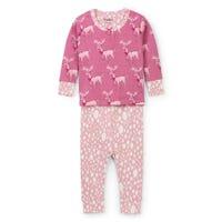 Reindeer Pajama 3-24m