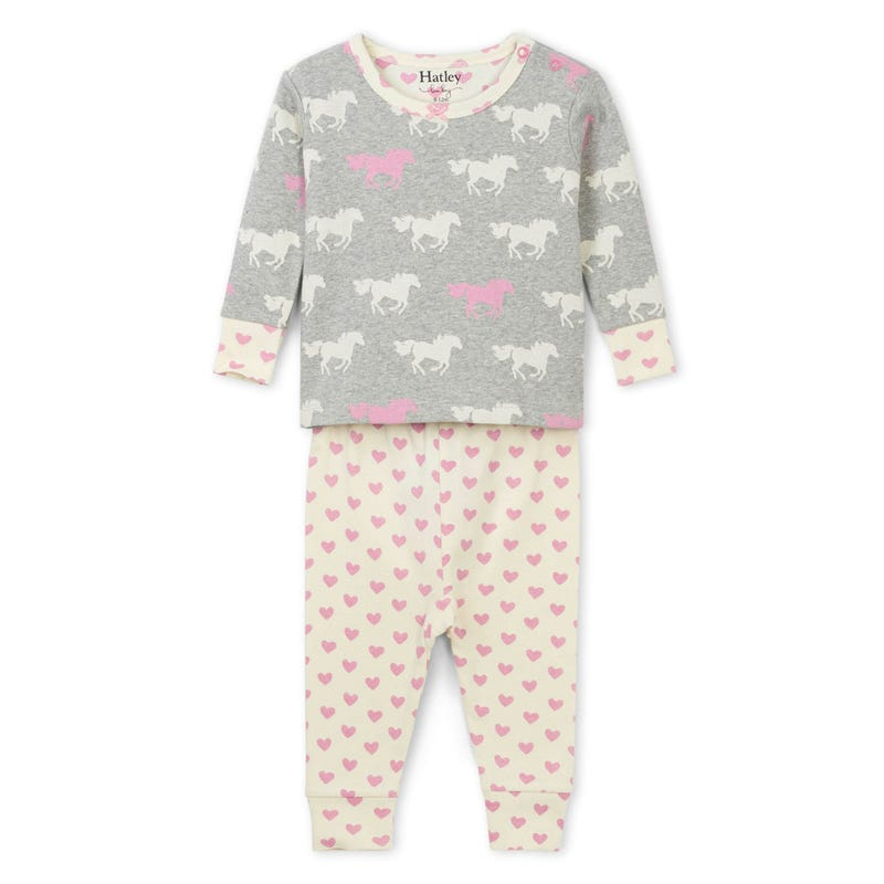 Pyjama Chevaux 3-24mois