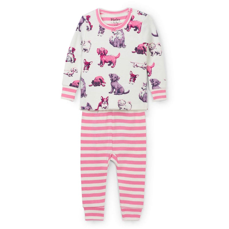 Pups Pajama 3-24m