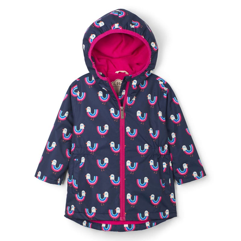 Birds Mid-Season Jacket 2-6