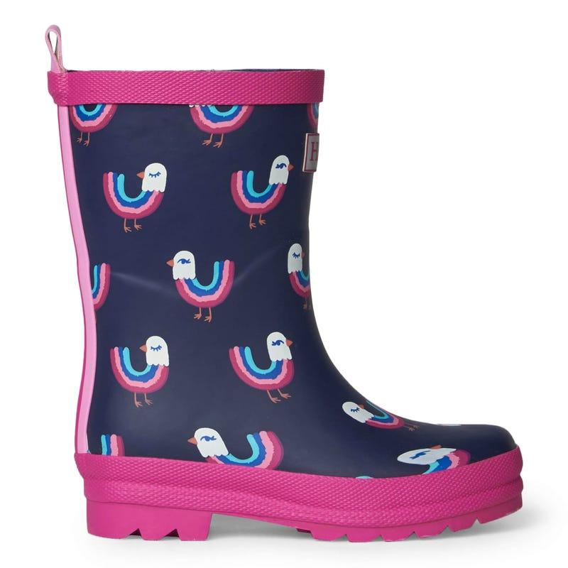 Bird Rain Boots 4-10
