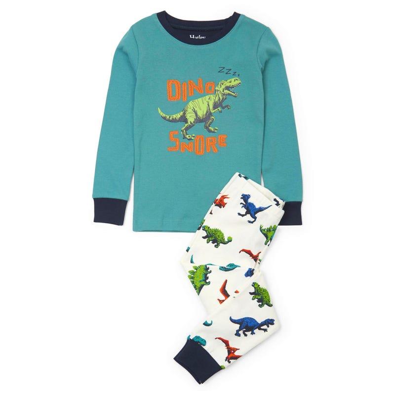 Dino Pajamas 2-8
