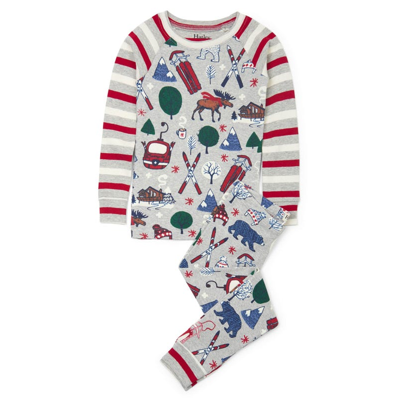 Pyjama Traditions Hiver 2-8ans