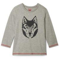 T-shirt Loup 2-8ans
