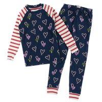 Pyjama Canne Bonbon 3-10ans