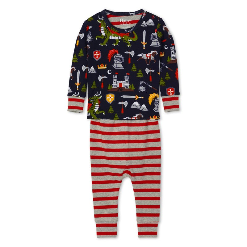 Pyjama Chevalier Dragon 3-24m