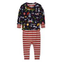 Pyjama Chevaliers et Dragons 3-24mois