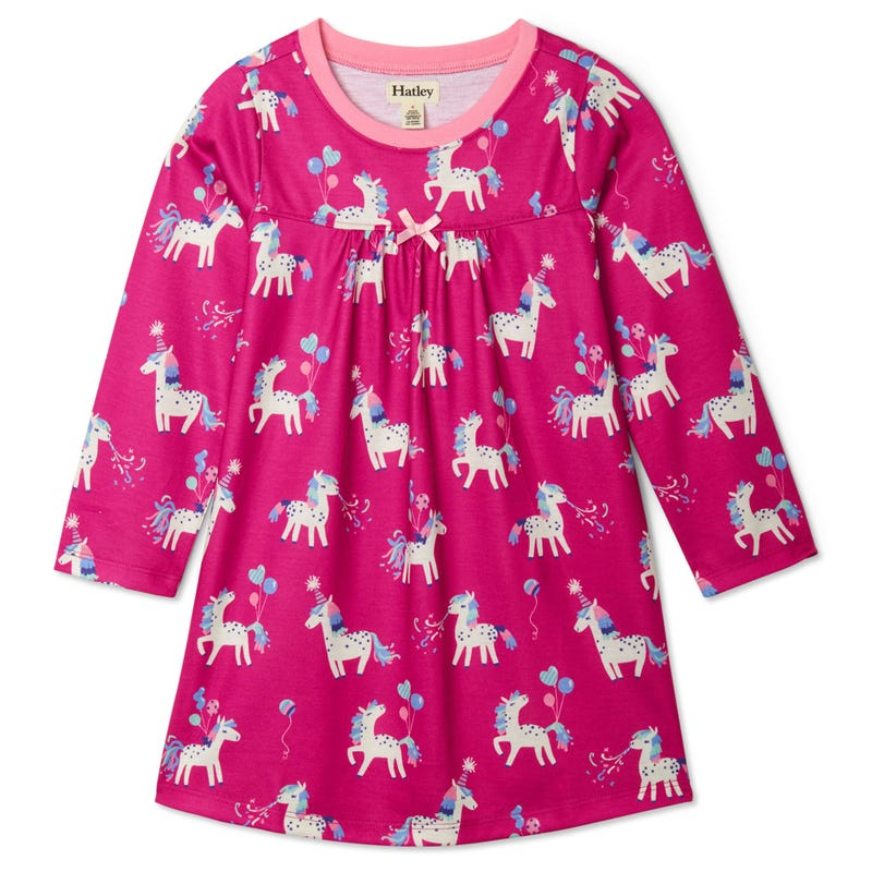 Party Horses Nightgown 3-10