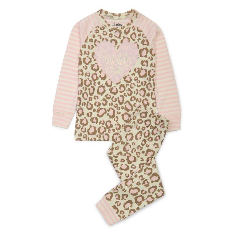 Leopard Pajama 3-10