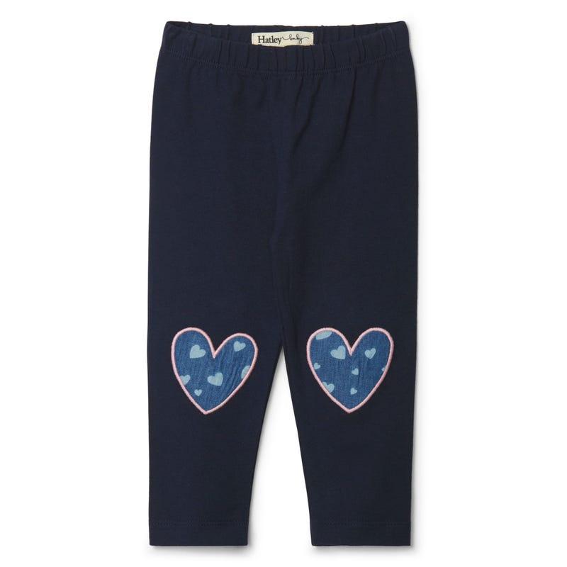 Magic Hearts Legging 3-24m