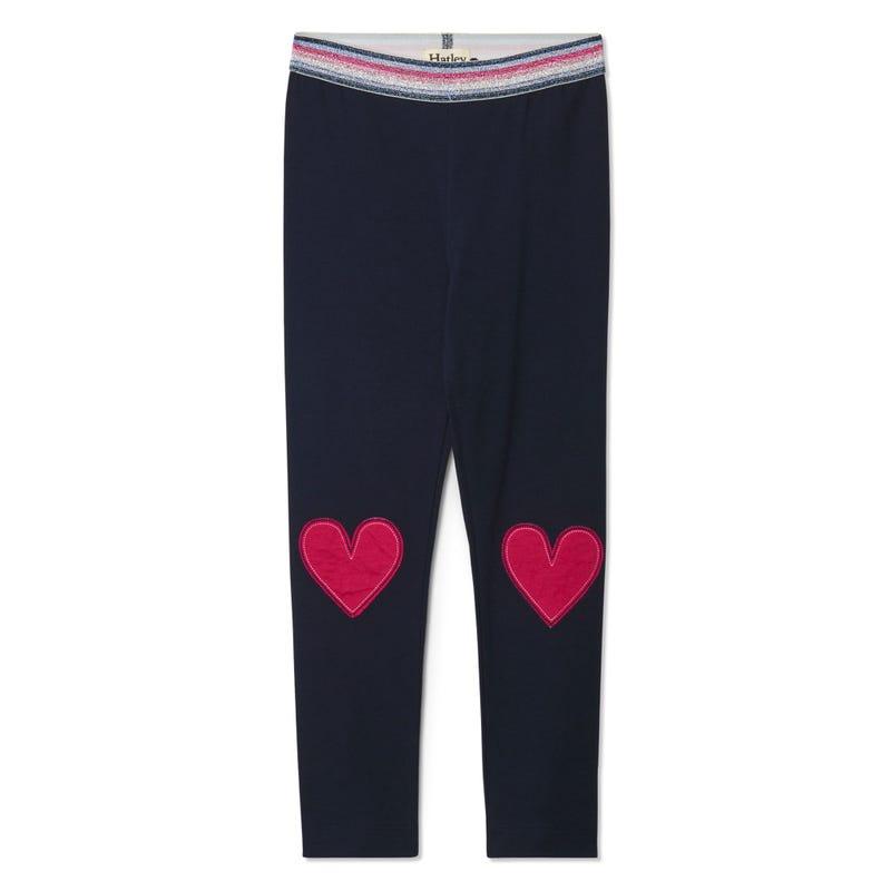 Legging Coeur 3-8ans
