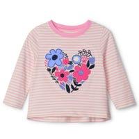 Magic Long Sleeves Heart T-shirt 3-24m