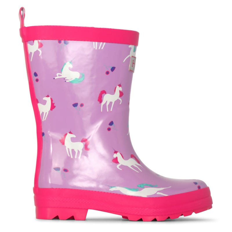 Unicorns Rain Boots Sizes 4-13