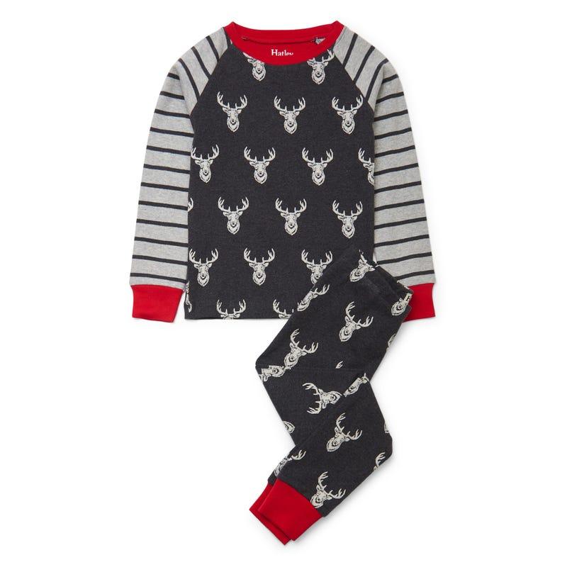Pyjama Motif Panache 3-10ans