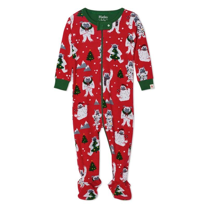 Pyjama Yétis 3-24mois