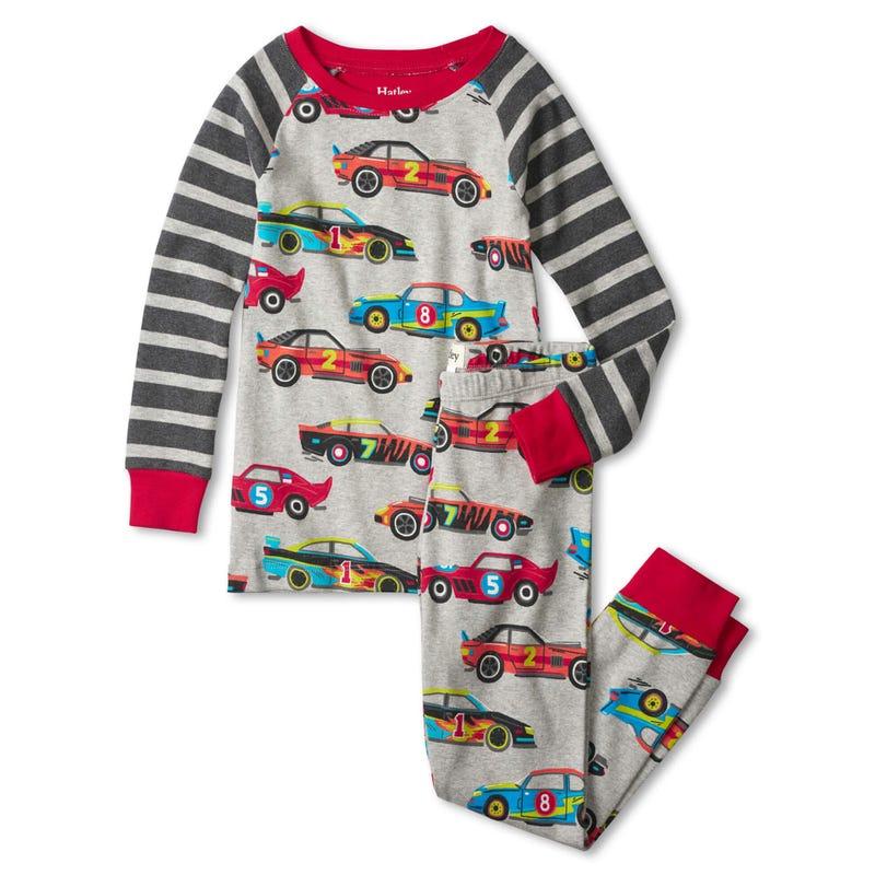 Pyjama Auto Course 3-8ans