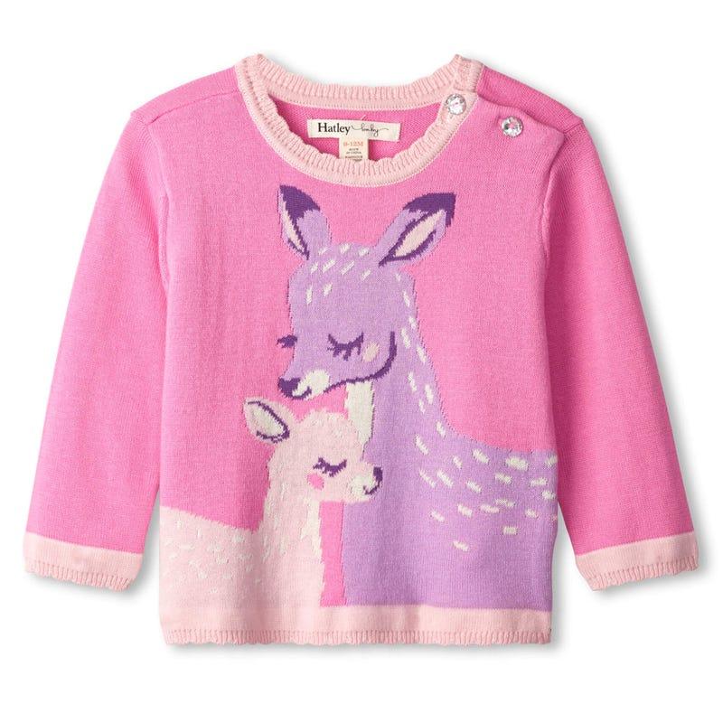 Animal Sweater 9-24m