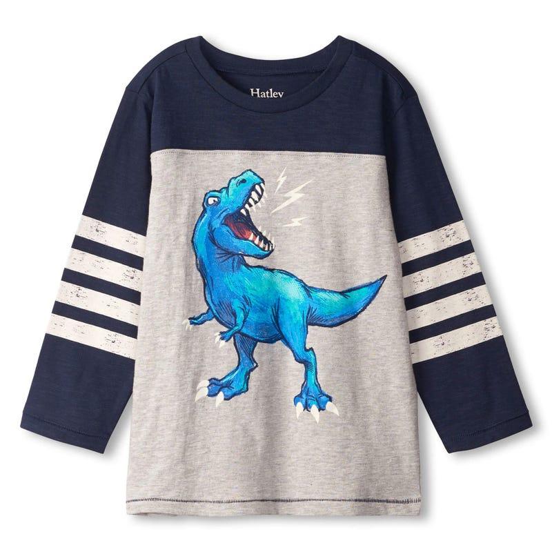 Dinos Roar T-shirt 2-8y