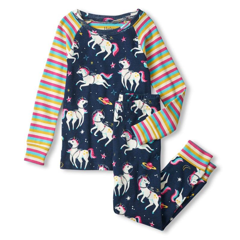 Pyjama Licorne Espace 3-10ans