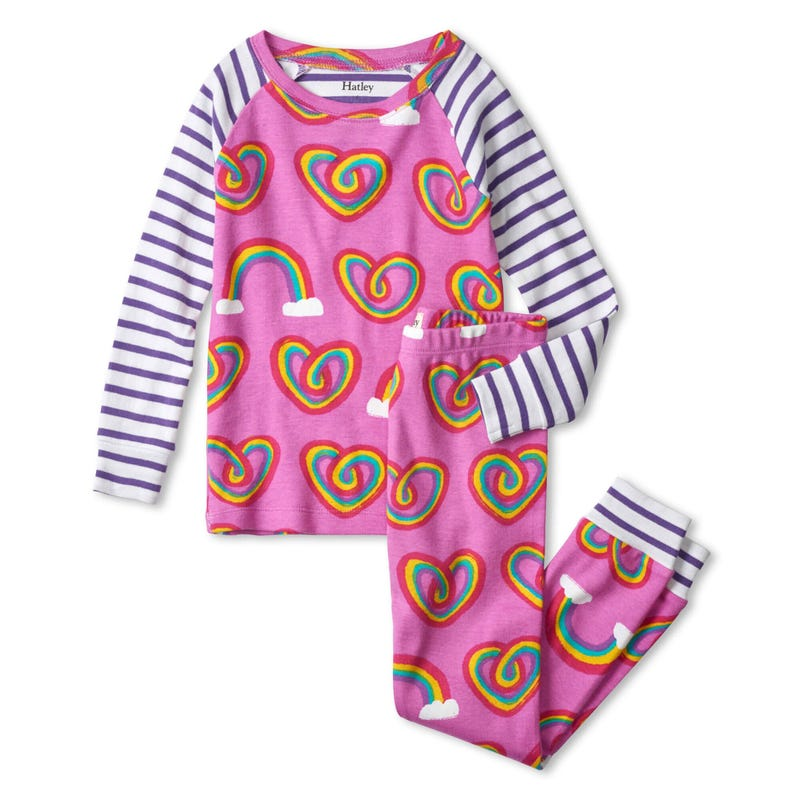 Pyjama Coeurs 3-10ans