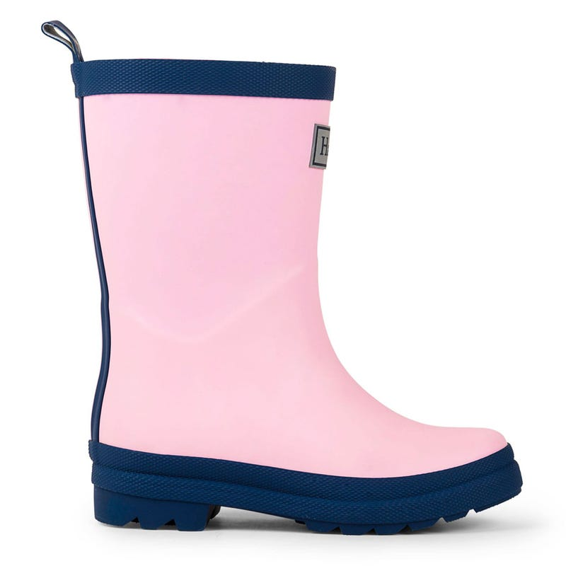 Pink Rain Boots Sizes 4-3