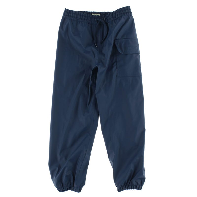 Pantalon Extérieur Marine 2-8ans