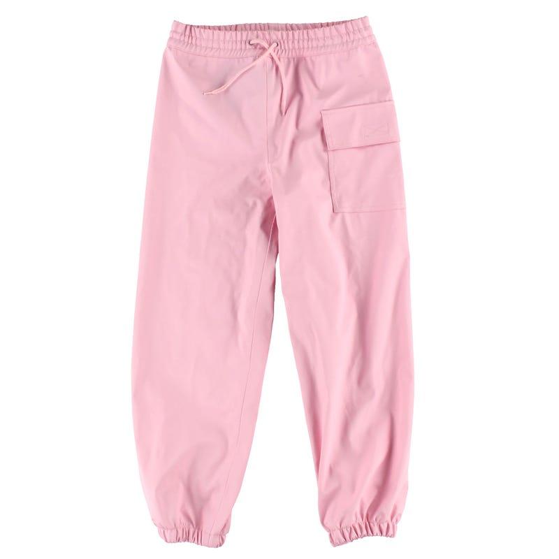 Classic Splash Pants 2-8y - Pink