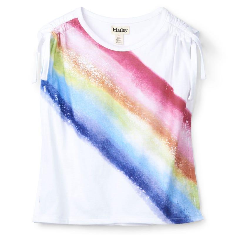 T-Shirt Arc-En-Ciel 2-10ans