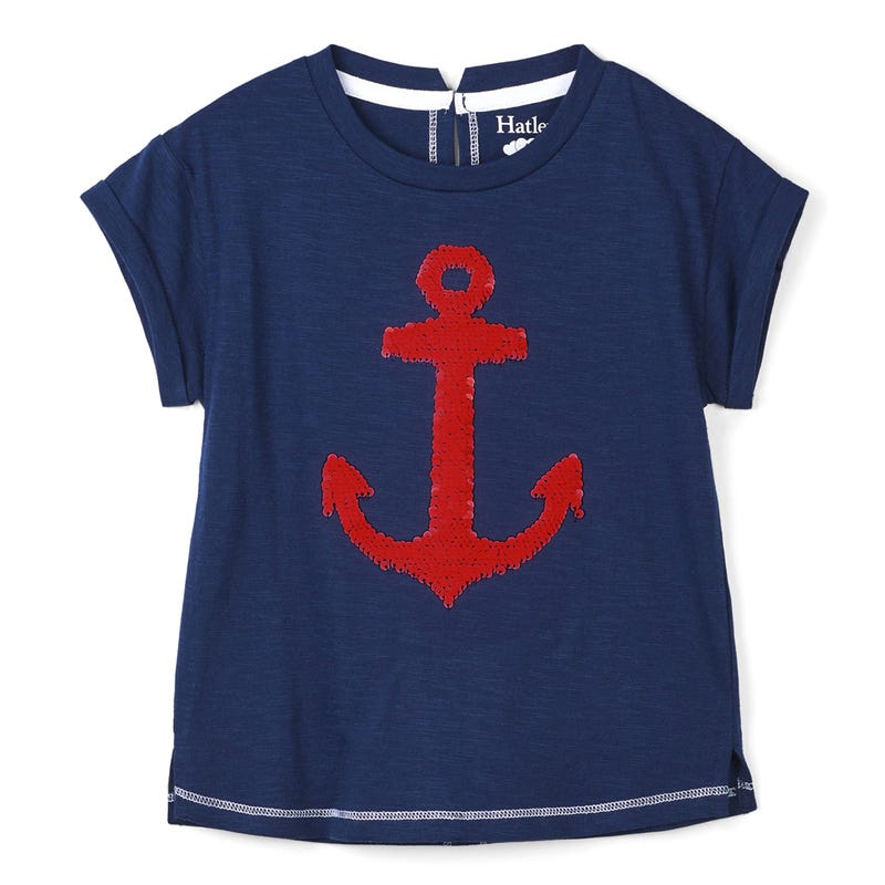 T-Shirt Ancre Nautique 3-10ans