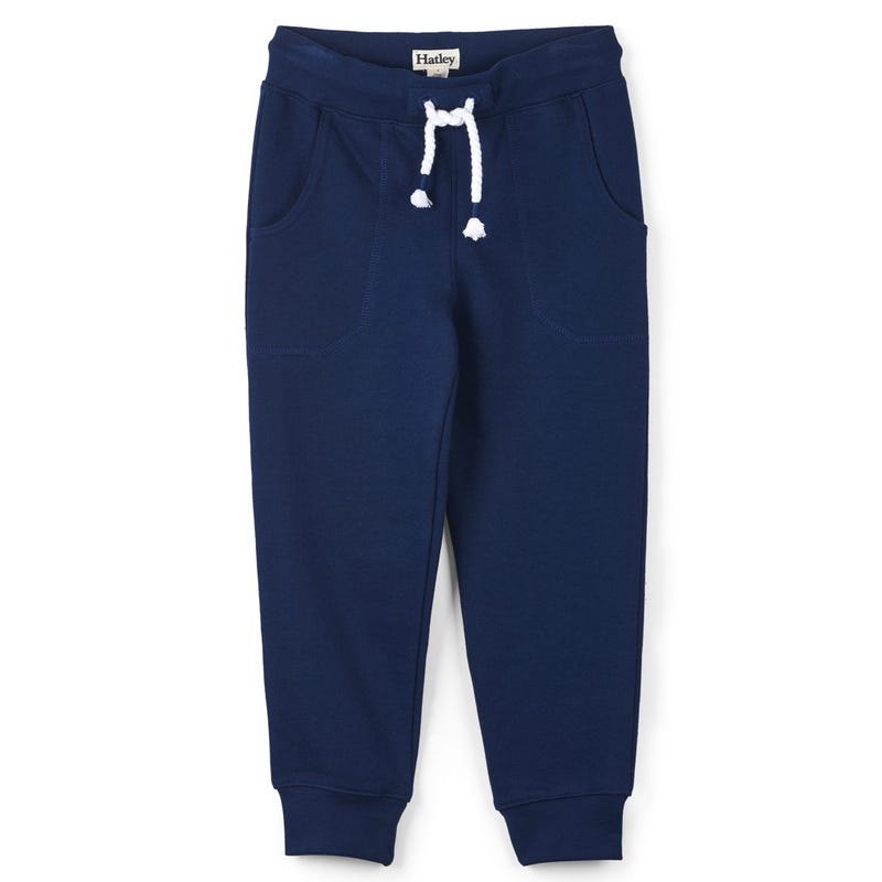 Slim Fit Jogger 2-8y - Navy