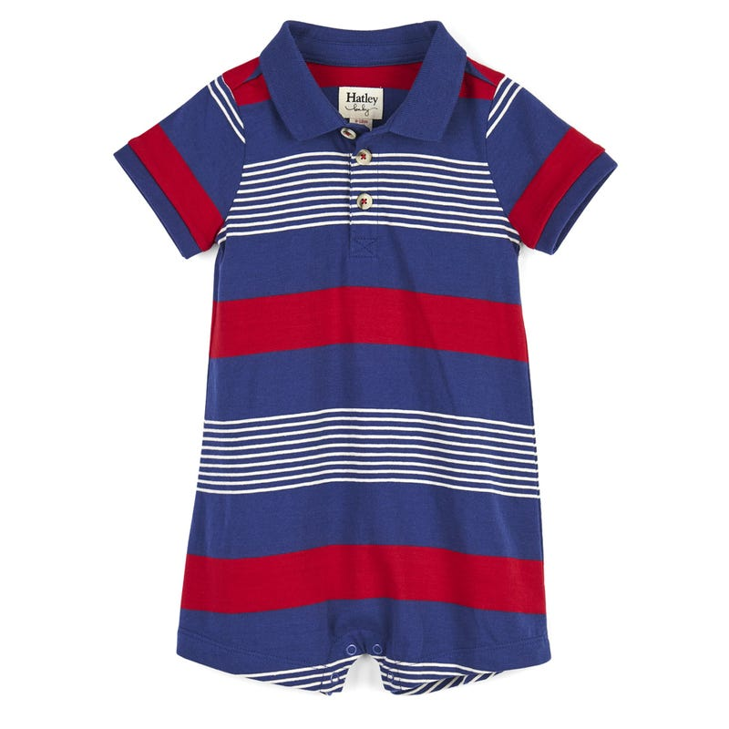 Barboteuse Rayee Ocean 3-24m