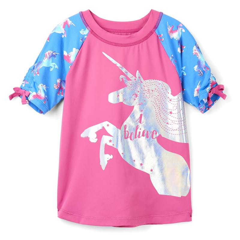 T-Shirt Maillot Licorne 2-8ans