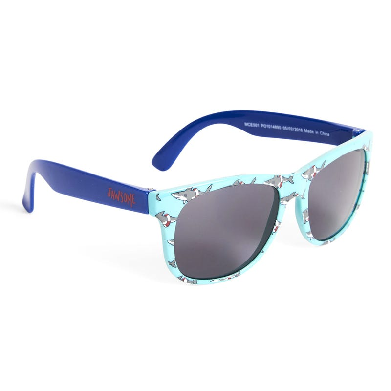 Snorkeling Sharks Sunglasses 2-8y