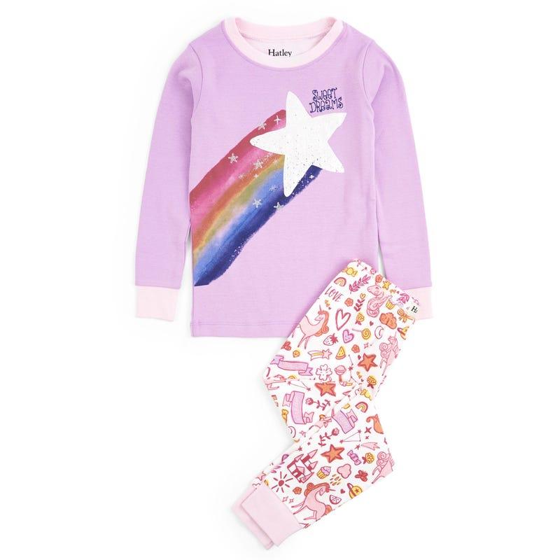 Pyjama Etoile Licorne 2-10