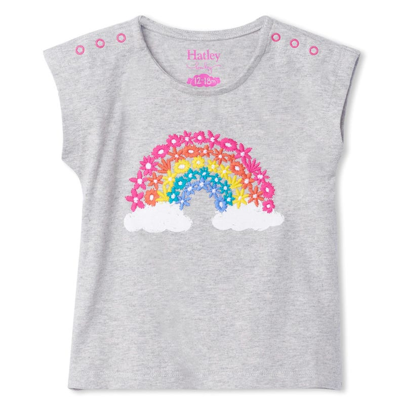 T-Shirt Arc-En-Ciel Licorne324