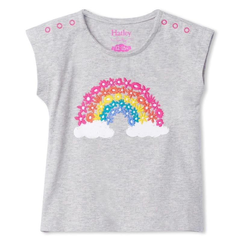 Unicorn Rainbow T-Shirt 3-24m
