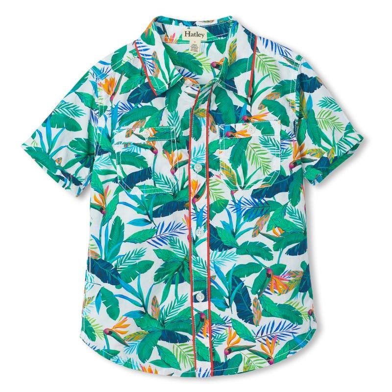 Chemise Tropiques 2-8