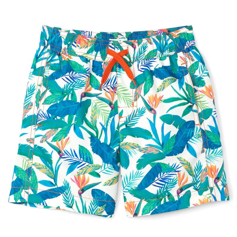 Tropical Swim Shorts 2-6
