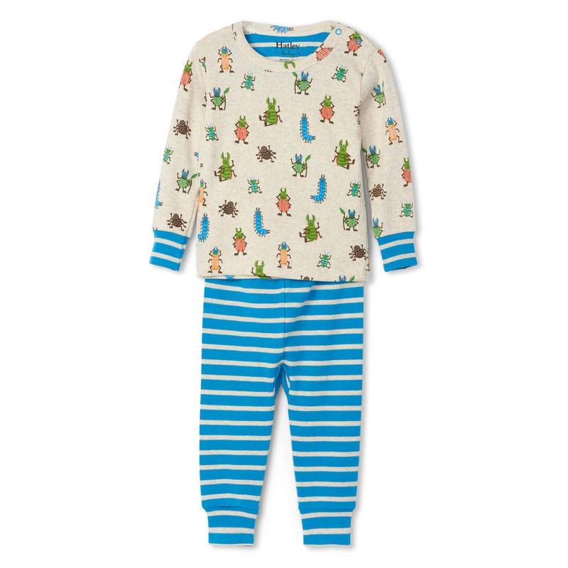 Pyjama Insectes 3-24m