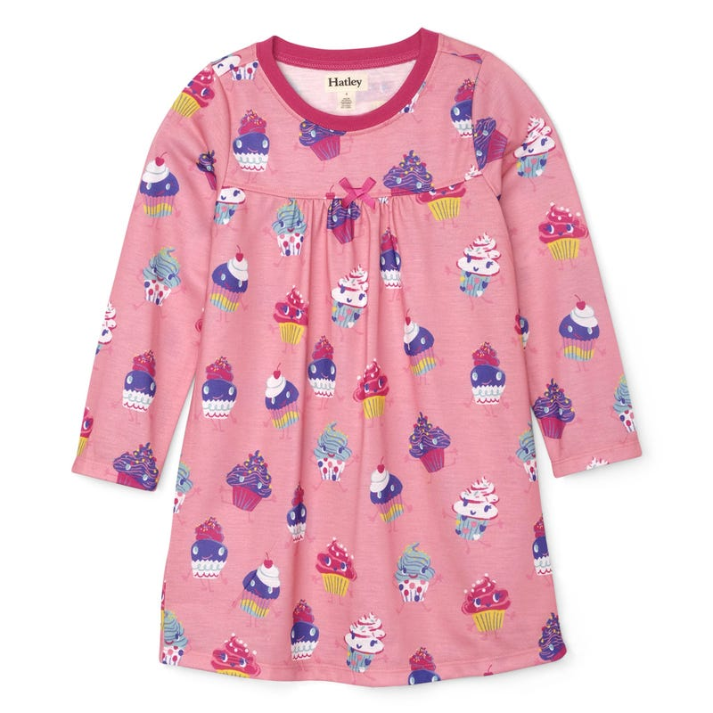 Cupcakes Nightgown 3-10