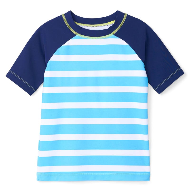 T-Shirt Maillot Rayé Dino 2-6
