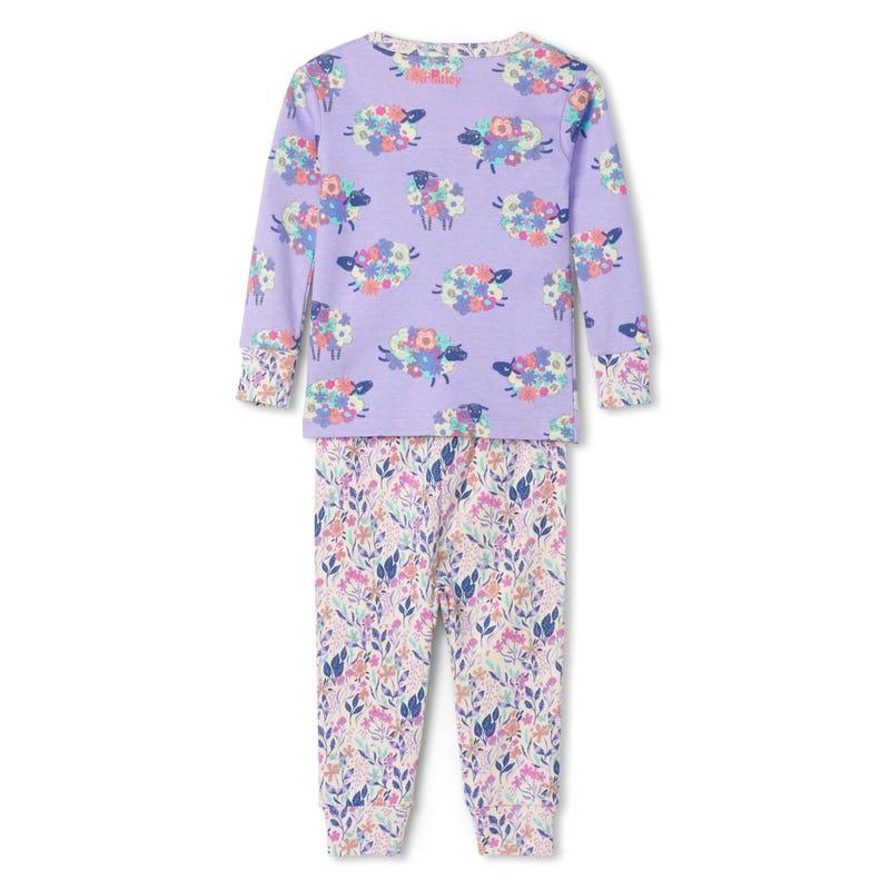Pyjama Moutons 3-24m