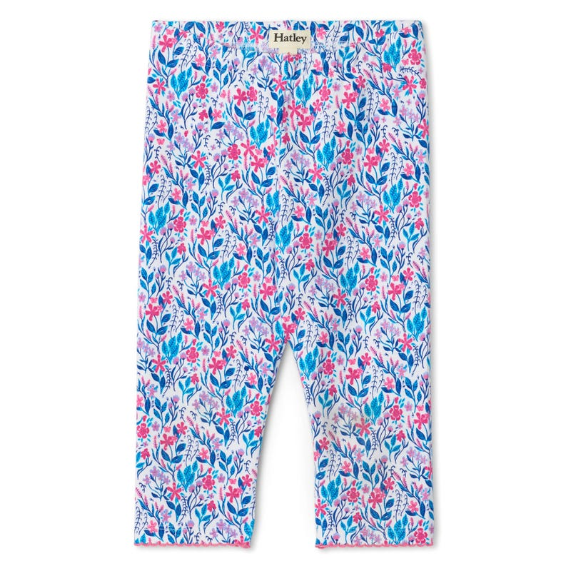 Flowers Leggings 3-8