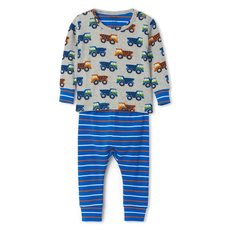 Trucks Pajamas 3-24m