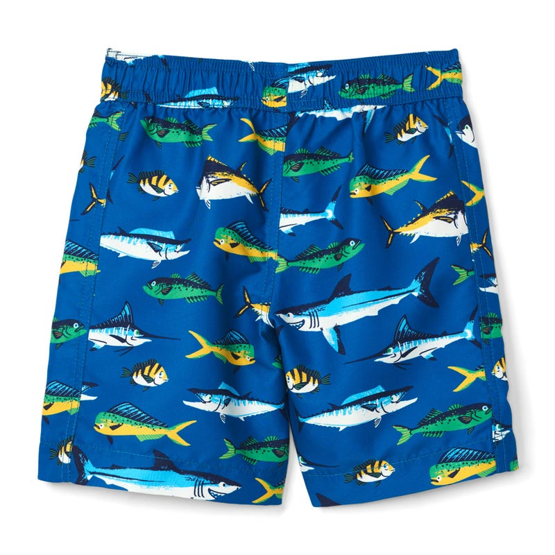Fish Swim Shorts 2-6