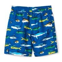Fish Swim Shorts 2-6