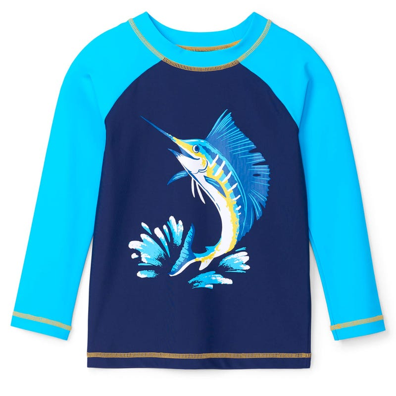 Fish UV Rashguard 2-6