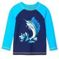 T-Shirt Maillot UV Poisson 2-6
