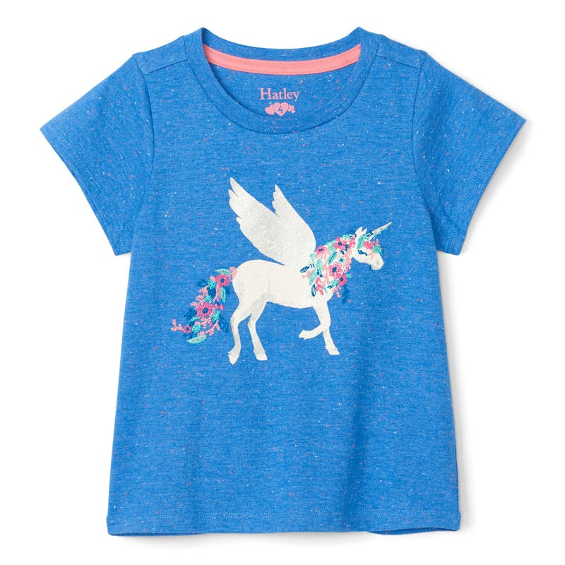 T-Shirt Licorne Enchanté 3-8
