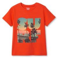 Tropics Surf T-Shirt 2-8y